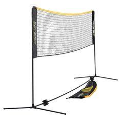 Carlton Mini Portable Badminton Recreational Net System (10 Feet)