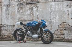 DAILY INSPIRATION: deBolex Ducati 749S