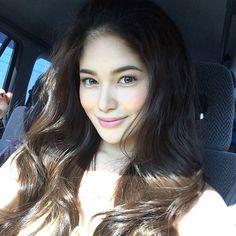 Elisse Joson @elissejosonn   Websta (Webstagram) Beauty Makeup, Hair Makeup, Hair Beauty, Filipina Beauty, Gorgeous Hair, Pretty Face, Hair Inspo, Redheads, Brows