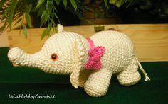 Amigurumi Elephant Crochet Elephant Crochet di IaiaHobbyCrochet