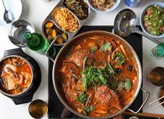 Pot--as in star chef Roy Choi's new restaurant at the Line Hotel in Koreatown - places to visit and eat