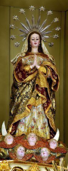 imagem de nossa senhora da luz no altar - Pesquisa Google