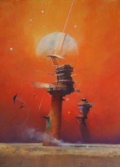 Beyond the Horizon - The Human Division, John Harris