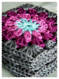 Transcendent Crochet a Solid Granny Square Ideas. Inconceivable Crochet a Solid Granny Square Ideas. Crochet Blocks, Granny Square Crochet Pattern, Crochet Squares, Crochet Granny, Crochet Motif, Crochet Patterns, Granny Squares, Crochet Ideas, Love Crochet