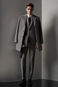 Reiss Fall/Winter Menswear Lookbook #AW14