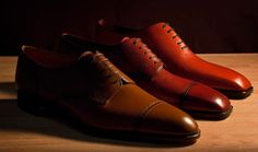 Bespoke model shoes