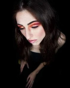 """Portrait """"2018"""" The mystery of women Model @morgan3wade MUA @dd_koons"""