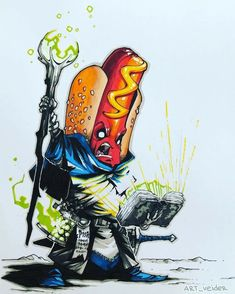 Character Concept, Character Art, Concept Art, Character Design, Arte Robot, Dungeons And Dragons Characters, Art Series, Doodle Art, Art Day