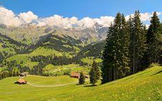 free alps mountain image