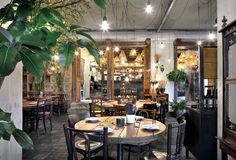 Restaurant Little V Rotterdam_MASA architects (Hiroki MAtsuura + René SAngers)_© Filip Dujardin-02