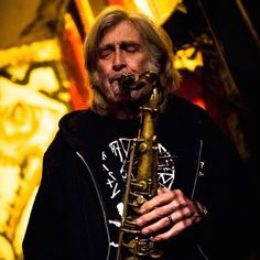 """The Stooges' Steve Mackay Has Died    """"Steve was a classic '60s American guy, full of generosity and love for anyone he met. Every time he put his sax to his lips and honked, he lightened my road and brightened the whole world. He was a credit to his group and his generation. To know him was to love him"""" - Iggy"""