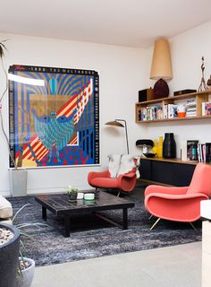 The Melbourne home of Lisa Gorman and Dean Angelucci via thedesignfiles.net…