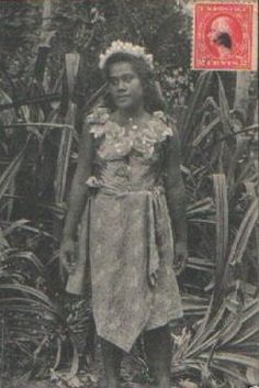 Samoa - A Short History - In The Strange South Seas