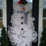 50 Cute Crafty Snowman Projects for Christmas - DIY Crafty Projects