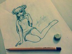 Manga in progress...