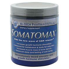 HI-TECH PHARMACEUTICALS SOMATOMAX - Fruit Punch, $37.99