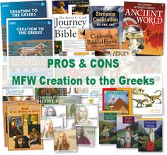 Leading Them To The Rock : Pros & Cons- MFW Creation to The Greeks