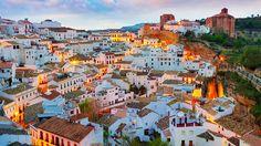 Setenil de las Bodegas – Andalusia, Spain