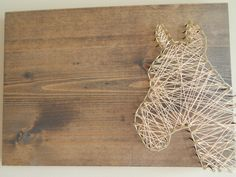 Horse String Art  Kentucky <3  https://www.etsy.com/listing/450645394/bird-string-art?ref=shop_home_active_1