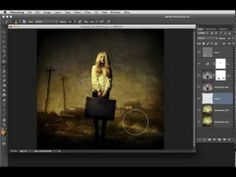 Photoshop Workbench 410: How to Approach a Composite - Part Two