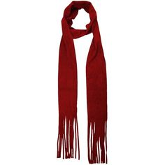 Burgundy Soft Faux Suede Skinny Scarf With Fringe ($18) ❤ liked on Polyvore featuring accessories, scarves, burgundy, lightweight, loop scarves, long shawl, oblong scarves, fringe shawl and tie scarves