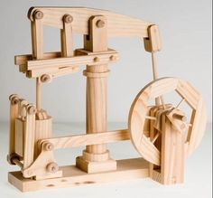 11 fantastic toys and books to foster STEM skills – Let Toys Be Toys gift guide Woodworking Toys, Cool Woodworking Projects, 3d Floor Art, Marble Machine, Stem Skills, Wooden Music Box, Wood Shop Projects, Waldorf Toys, Wood Beams