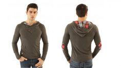 Le Tee-shirt manche longue pour homme, un basique à redécouvrir