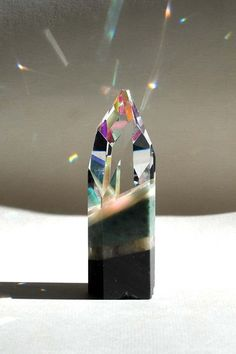 Stone Crystal Prism
