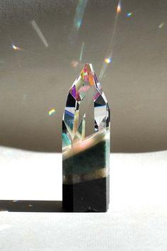 Stone Crystal Prism by MysticPrismStudio