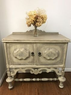 A personal favorite from my Etsy shop https://www.etsy.com/listing/469982978/magnificent-ornate-sideboard-buffet
