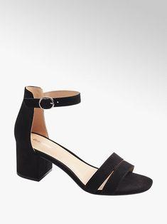 Duży wybór sandałów damskich w korzystnych cenach, dostawa gratis i 30 dni na zwrot w każdym sklepie! Znajdź wymarzone sandały damskie w sklepie Deichmann Graceland, Duffy, Fashion Boots, Heeled Mules, Slippers, Heels, Dark, Heel, Slipper
