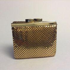Coin Purse Marble Medallion Wallet Buckle Clutch Handbag For Women Girls Gift
