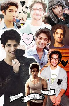 Tyler Posey --- Credit - @MuffinCutie_
