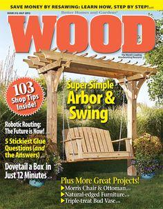 Wood Magazine: Get a full year!