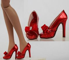"""Pumps Shoes Sandals for Tyler Wendworth  FR16 AG Gene 16"""" Tonner Doll(79-TS-8"""