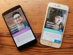 Pingboard Mobile Profiles