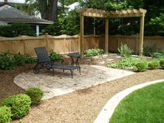 Really Want A U0027tricycleu0027 Path In Our Backyard!This Whole Yard Layout Is  Perfect! Doesnu0027t Seem Too Expensive Either.   Home Ideas And Decor    Pinterest ...