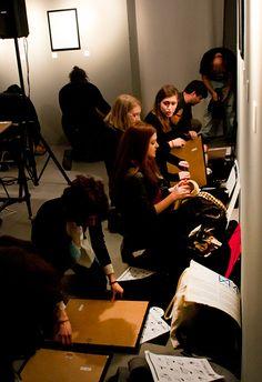 Il fumetto di realtà diventa realtà: un'azione collettiva come festival Performace 12 ottobre 2013 www.komikazenfestival.org (Foto Stefano Pezzi)