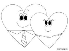 cuori per san valentino - Bing images Valentines Day Coloring, Bing Images, Coloring Pages, Activities For Kids, Snoopy, Pattern, Fictional Characters, Biscotti, Hand Writing