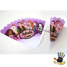 Toque Personalizado - Cone - Ever After High