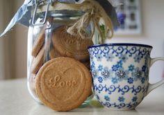 Chanteuze: Zandkoekjes met volkoren (spelt)meel