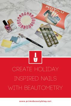 Create holiday nails