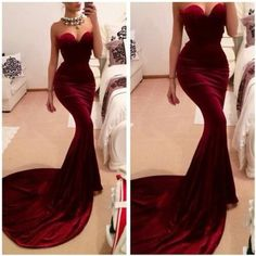New Arrival Sexy Burgundy Prom Dresses,Mermaid Evening Dresses,Sweetheart Sheath Prom Dresses,Long Party Dresses,Cheap Prom Gowns