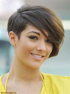 15 Ideas of Frankie Sandford Cute Feather Pixie Bob Hairstyles