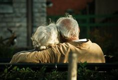 Even though people age, love never does.