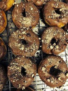 Melbourne's best doughnuts Melbourne Food, Doughnuts, Bagel, Good Food, Bread, Culture, Places, People, Essen