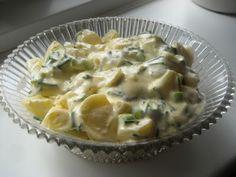 En verden af smag!: Kartoffelsalat med Karry og to slags Løg