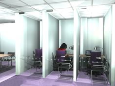 quiet office space - Google Search