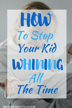 How To Stop Your Kid