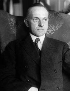 """""""We have been successful beyond others in great commercial and industrial enterprises because we have been a people of vision."""" -- Calvin Coolidge"""